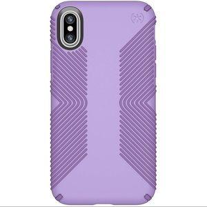 Speck Presidio Grip iPhone X/XS Case